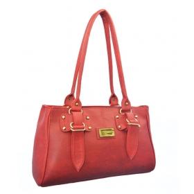 Lady Queen Red Shoulder Bag