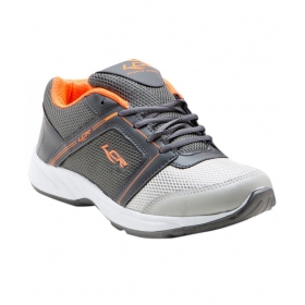 Lancer Gray Running Sports Shoes
