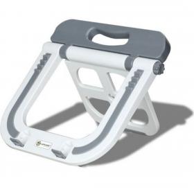 Laptop Table For Upto 38.1 Cm (15) White