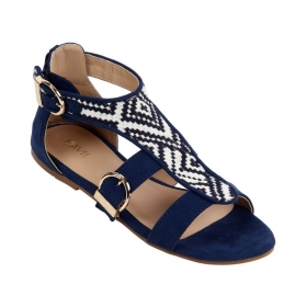 Lavie Blue Flats