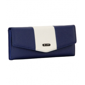 Lavie Blue Wallet