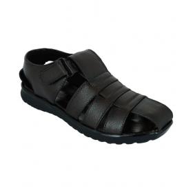 Lavista Black Sandals