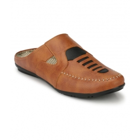 Layasa Tan Sandals