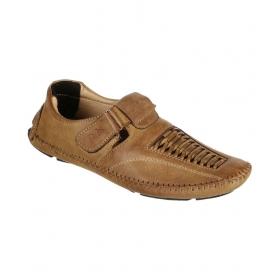 Lee Fox Stylish Tan Sandals