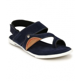 Lee Peeter Blue Sandals