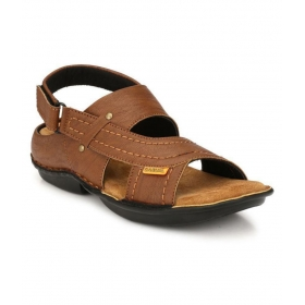 Lee Peeter Brown Sandals