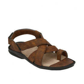 Leeport Khaki Sandals