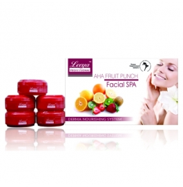 Leeya Aha Fruit Facial Kit 500 Gm