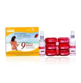 Leeya Professional Antitanning Facial Treatment Kit 810gm