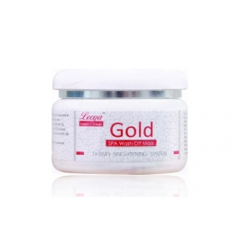 Gold Spa Wash Off Mask 250gm