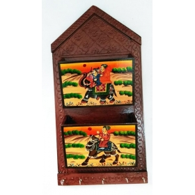 Royals Key Magazine Holder Gift  Home|home Decoratives Handmade|antique Items