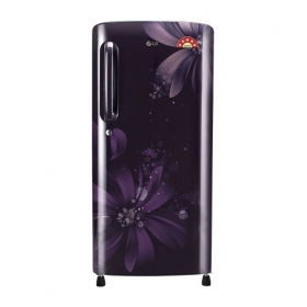 Lg 190 L Single Door Refrigerator (purple Aster) - Glb 201 Apan