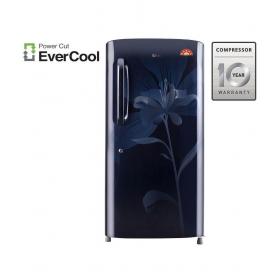 Lg 235 L Single Door Refrigerator - Gl-b245bsln