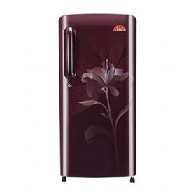 Lg 235 L Single Door Refrigerator (scarlet Lily) - Gl-d241asln.dslzebn
