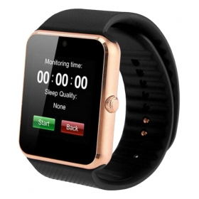 Gt08 Bluetooth With Sim & Tf Card Slot Smart Watches