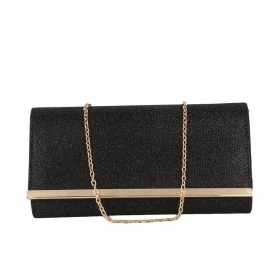 Black Small Casual Women Clutch