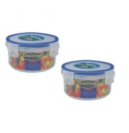 Lock & Fresh_10 (350 Ml) Set Of 2 Pcs - Airtight Food Storage