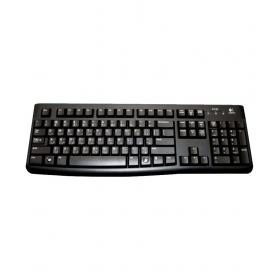 Logitech K120 Black Usb Wired Desktop Keyboard