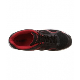 Lotto Crator Black Basketball Shoes