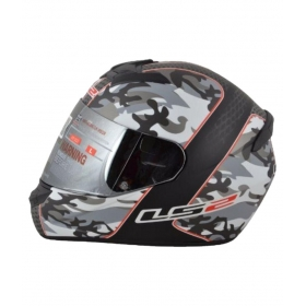 Ls2 Ff352 Grey Full Face Helmet