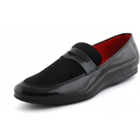 Leather Shoes Loafers