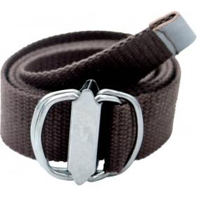 Men Brown Canvas Belt