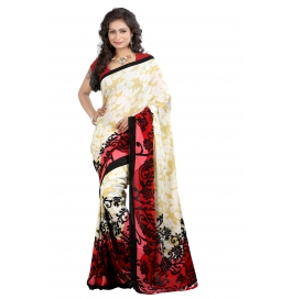 Women Georgette Saree