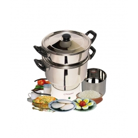Maestro Electric Steam Cooker - Mc2 Plus - 2.1 Ltr
