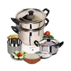 Maestro Electric Steam Cooker - Mc3