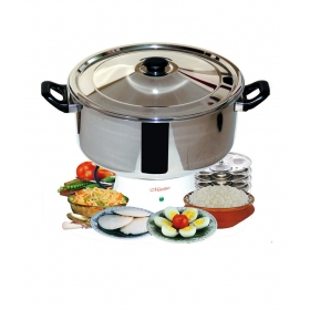 Maestro Electric Steam Cooker - Mc7 - 2.1 Ltr