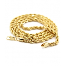Golden Brass Chain