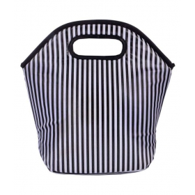 Pearl Black Lunch Bags - 1 Pc