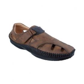 Marshal Brown Sandals