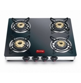 Prestige Glass Top Marvel - 4 Burner