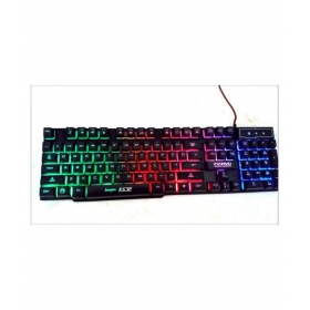 Marvo K 632 ( Wired ) 1. Gaming Keyboard With 3-color Lightings