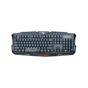 Marvo K936 Scorpion Dark Night Blacklight Wired Gaming Keyboard