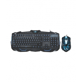 Marvo Km800 Scorpion Light Wired Gaming Keyboard And Gaming Mouse Combo