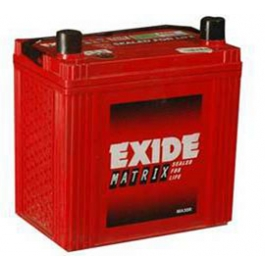 Exide Matrix Fmto Mt70d23l