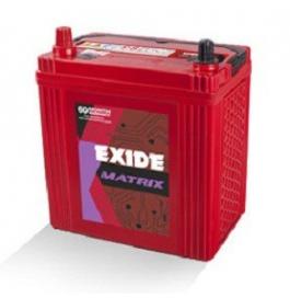Exide Matrix Red Fmto Mtred75d23l
