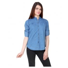 Full Sleeves Jeans Denim Shirt
