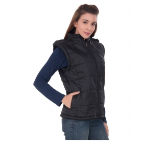 Woollen Hooded Jackets