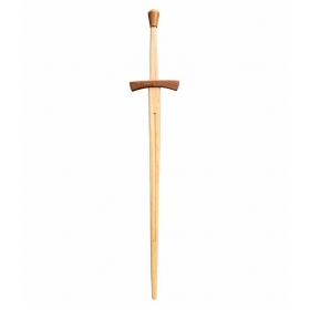 Medieval Practice Weapon - Two Handed Wooden Sword