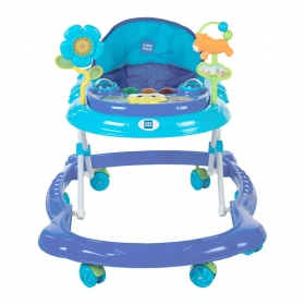 Simple Steps Baby Walker (blue)