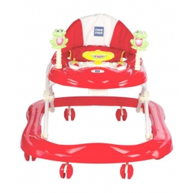 Simple Stepsbaby Walker(red)
