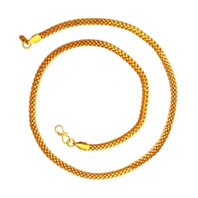 Gold Plated Box Fashion Chain