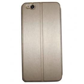 Flip Cover For Infocus M680 - Golden