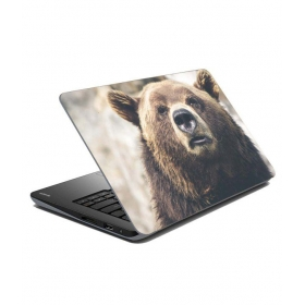 Bear Laptop Skin