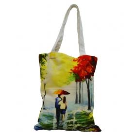 Mesleep Canvas Shopping Bag
