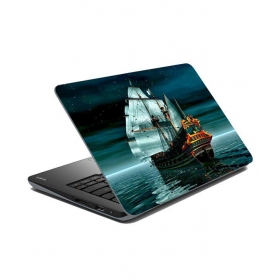 Ship Laptop Skin