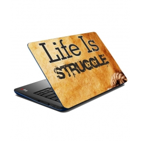Struggle Laptop Skin